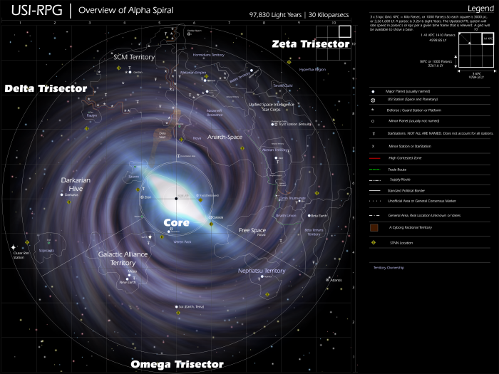 Which spiral arm of the Milky Way contains our sun